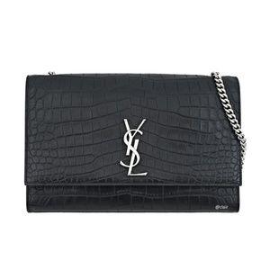Saint Laurent Large Monogram Kate Shoulder Bag